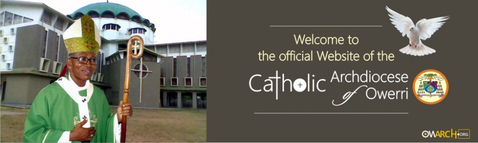 Welcome to Catholic Archdiocese of Owerri – Official website