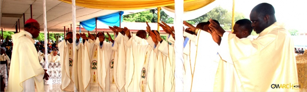 11 Ordained Priests at Assumpta Cathedral – August 9, 2014